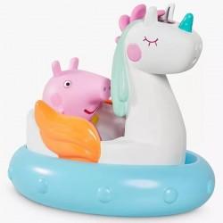 Świnka Peppa do kąpieli i jednorożec TOMY