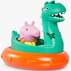 Świnka Peppa do kąpieli George i Dinozaur TOMY