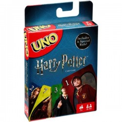 UNO karty Harry Potter Mattel