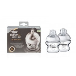 Butelka Tommee Tippee 2 x 150ml Closer to Nature