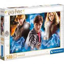 Puzzle Harry Potter 500 Clementoni