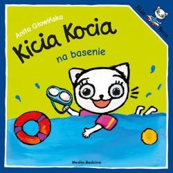 Kicia Kocia na basenie Anita Głowińska