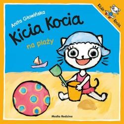 Kicia Kocia na plaży Anita Głowińska