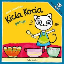 Kicia Kocia gotuje Anita Głowińska