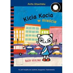 Rysuj z Kicią Kocią. Kicia Kocia w mieście Anita Głowińska