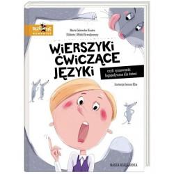 Wierszyki ćwiczące języki Nasza Księgarnia