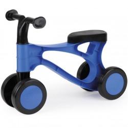 Pierwszy rowerek biegowy niebieski LENA