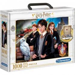 Puzzle Harry Potter 1000 Walizka Clementoni