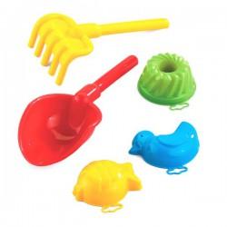 Zabawki do piasku Mini 5szt. Marioinex
