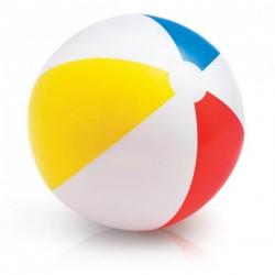 Dmuchana piłka plażowa TĘCZA 51cm Intex