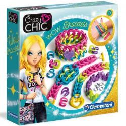 Crazy Chic Wow Bransoletki 7+ Clementoni