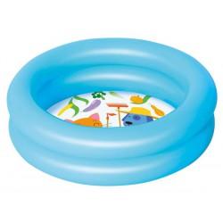 Basenik dla dzieci mini niebieski 61cm Bestway