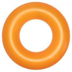 Koło do pływania NEON pomarańczowe Bestway