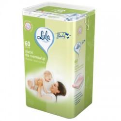 Płatki dla niemowląt 60szt LULA