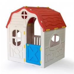 Domek plastikowy dla dzieci składany