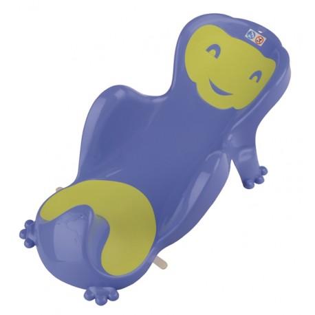 Leżaczek do kąpieli Thermobaby Niebiesko-zielony