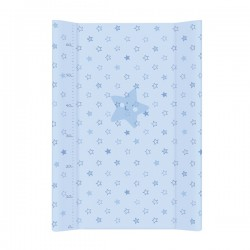 Przewijak na łóżeczko 50x70cm - Gwiazdki Niebieskie