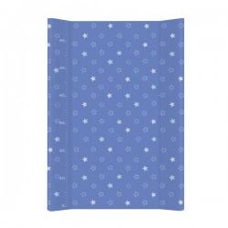Przewijak na łóżeczko 50x70cm - Gwiazdki Ciemno-niebieskie