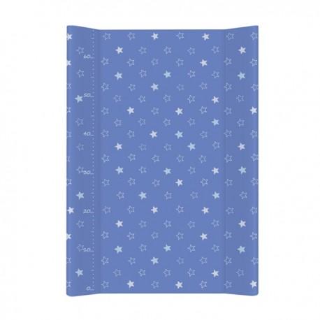 Przewijak na łóżeczko Gwiazdki Ciemno-niebieskie Ceba