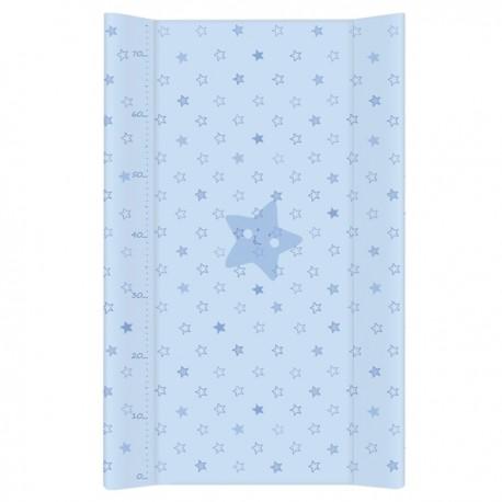 Przewijak na łóżeczko 50x80cm - Gwiazdki Niebieskie