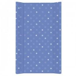 Przewijak na łóżeczko 50x80cm - Gwiazdki Ciemno-niebieskie