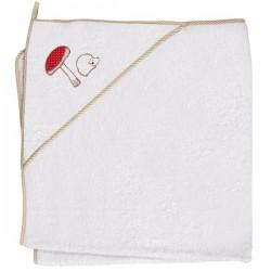 Ręcznik kąpielowy 100x100 Magiczny Las