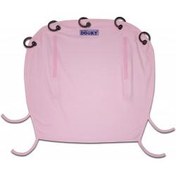 Osłonka do wózka i fotelika Dooky Baby Pink