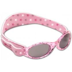 Okularki przeciwsłoneczne Dooky Banz Pink Stars