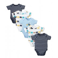 Body 5-pack MOTHERCARE Ciuchcia rozm.56