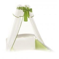 Baldachim - moskitiera - Zielony