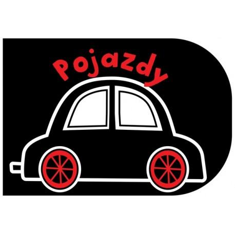 Książeczki Kontrastowe Pojazdy WILGA
