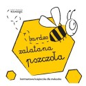 Książeczki Kontrastowe Bardzo zalatana pszczoła WILGA