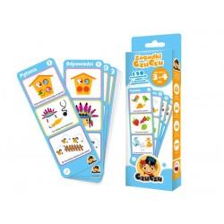 CZUCZU Zagadki dla dzieci 3-4 lata
