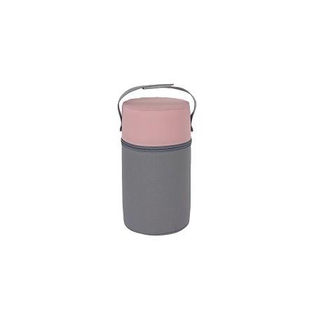 Termoopakowanie mini Różowo-szare