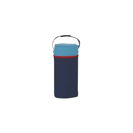 Termoopakowanie do butelek Niebiesko-granatowe