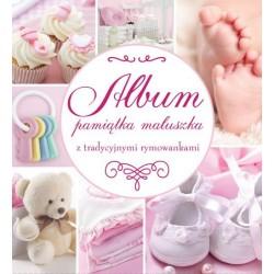 Album PAMIĄTKA MALUSZKA dla dziewczynki