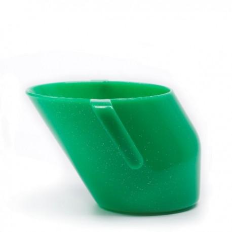 Kubek Doidy Cup od 3m+  Zielony brokat