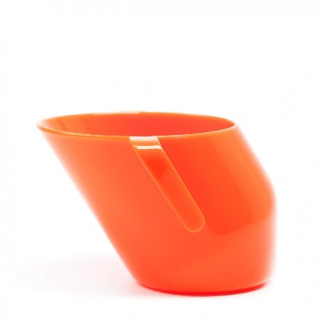 Kubek Doidy Cup od 3m+ Pomarańczowy