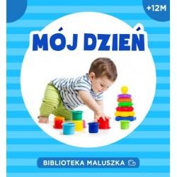 Biblioteka Maluszka MÓJ DZIEŃ