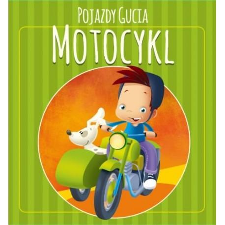 Pojazdy Gucia MOTOCYKL Wilga
