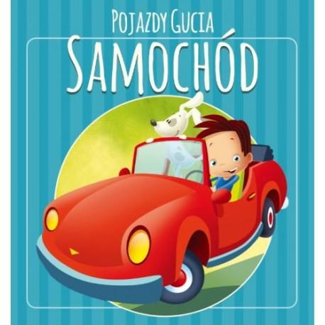 Pojazdy Gucia SAMOCHÓD Wilga