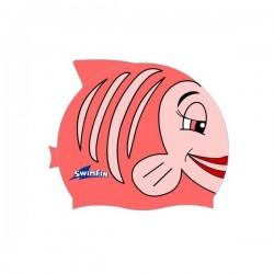 Czepek dla dziecka SwimFin Różowy