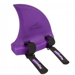 Płetwa do pływania fioletowa SwimFin