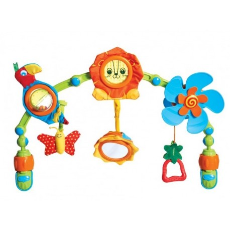 Muzyczny Łuk z zabawkami Natura Tiny Love