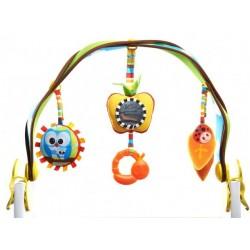 Łuk z zabawkami Las Przygód Tiny Love