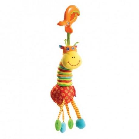 Zawieszka do wózka Wibrująca Żyrafka Tiny Love