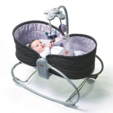 Leżaczek bujaczek łóżeczko 3w1 ROCKER Tiny Love Luxe