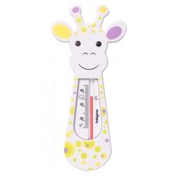 Termometr do kąpieli Żółta Żyrafa BabyOno