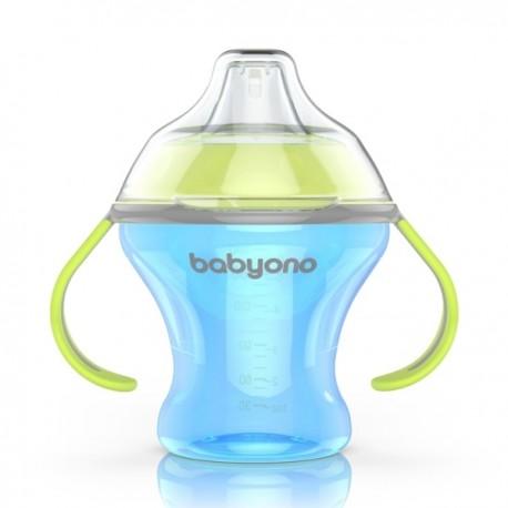 Kubek niekapek 180 ml NATURAL NURSING BabyOno