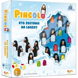 PINGOLO Gra rodzinna Foxgames